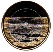 5 Euro (Finnish National Landscapes: Pallastunturi Fells) -  reverse