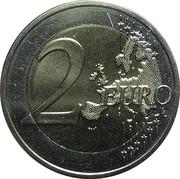 2 Euro (Landscape Koli) -  reverse