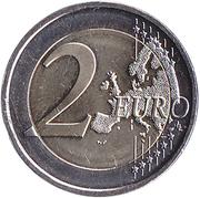 2 Euro (Finnish Sauna Culture) -  reverse