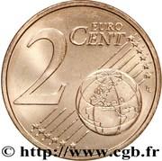 2 Euro Cent (1st type) -  reverse