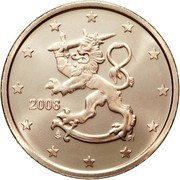 2 Euro Cent (2nd type) -  obverse
