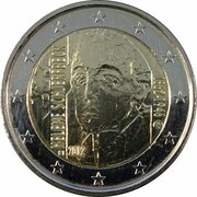 2 Euro (Helene Schjerfbeck) -  obverse