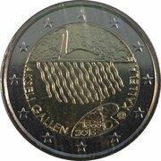 2 Euro (Akseli Gallen-Kallela) -  obverse