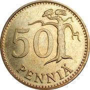 50 Penniä -  reverse