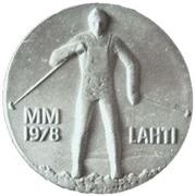 25 Markkaa (Lahti) -  obverse