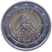 2 Euro (Autonomy) – obverse