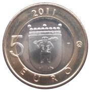 5 Euro (Lapland) -  reverse