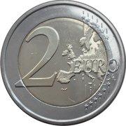 2 Euro (Helene Schjerfbeck) -  reverse