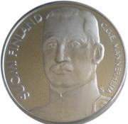 10 Euro (Mannerheim and St. Petersburg) -  obverse