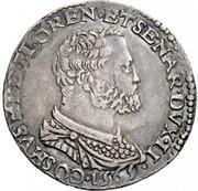 1 Testone - Cosimo I – obverse