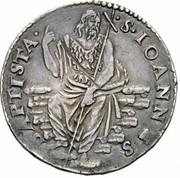1 Testone - Cosimo I – reverse