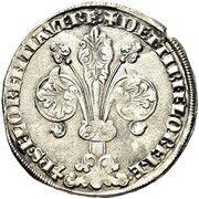 Guelfo da 20 denari – obverse