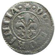 Soldino da 12 denari – obverse