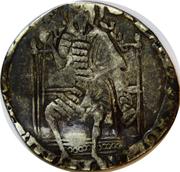 Guelfo da fiore da 30 denari – reverse