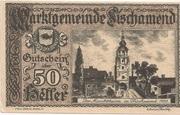 50 Heller (Herzogenburg) -  obverse