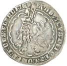 Dubbele Groot - Louis II – obverse