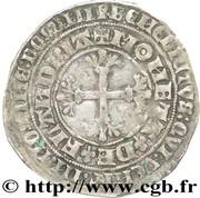 Dubbele Groot - Louis II – reverse