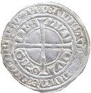 Dubbele Groot - Louis II (de Male) – obverse