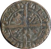 ½ Leeuwengroot - Louis de Crécy – reverse