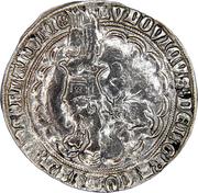 2 Groot - Louis II – obverse