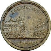 Medal - First Schleswig War (Schleswig) – obverse