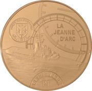 50 Euro (Joan of Arc) – obverse