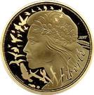 250 Euro (Marianne liberty) – obverse