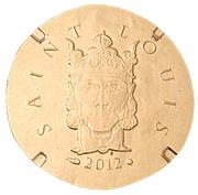 50 Euro (Saint-Louis) – obverse