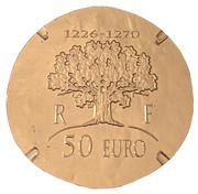50 Euro (Saint-Louis) – reverse