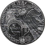 10 Euro (The Great War) – reverse