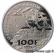 100 Francs (Marshal Kœnig) -  reverse