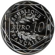 10 Euro - Mickey (Nouvelle Vague) -  obverse