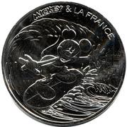 10 Euro - Mickey (Nouvelle Vague) -  reverse