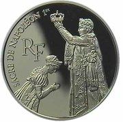 100 Francs (sacre de Napoléon I) – obverse