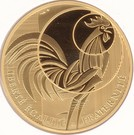 1000 Euro (Rooster ; 3rd type) – obverse