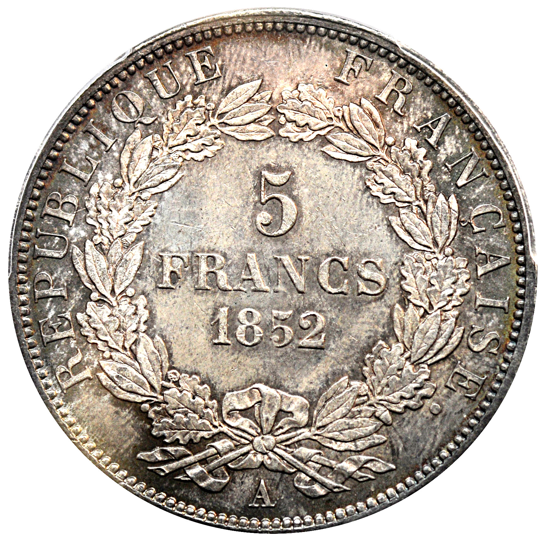 7 Available Circulated 1 Coin Only 1954 Tunisia 5 Francs