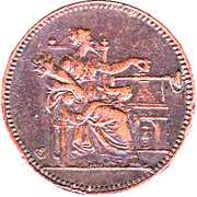 20 Francs - Louis Philippe I (pattern with an module of 20 francs)) -  obverse