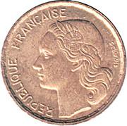 "20 Francs (signature ""G GUIRAUD"") -  obverse"