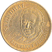 10 Francs (Stendhal) -  obverse