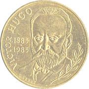 10 Francs (Victor Hugo) -  obverse