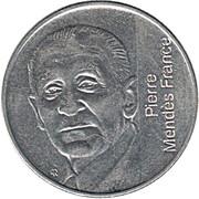 5 Francs (Mendès France) -  reverse