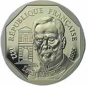 100 Francs (Louis Pasteur) -  obverse