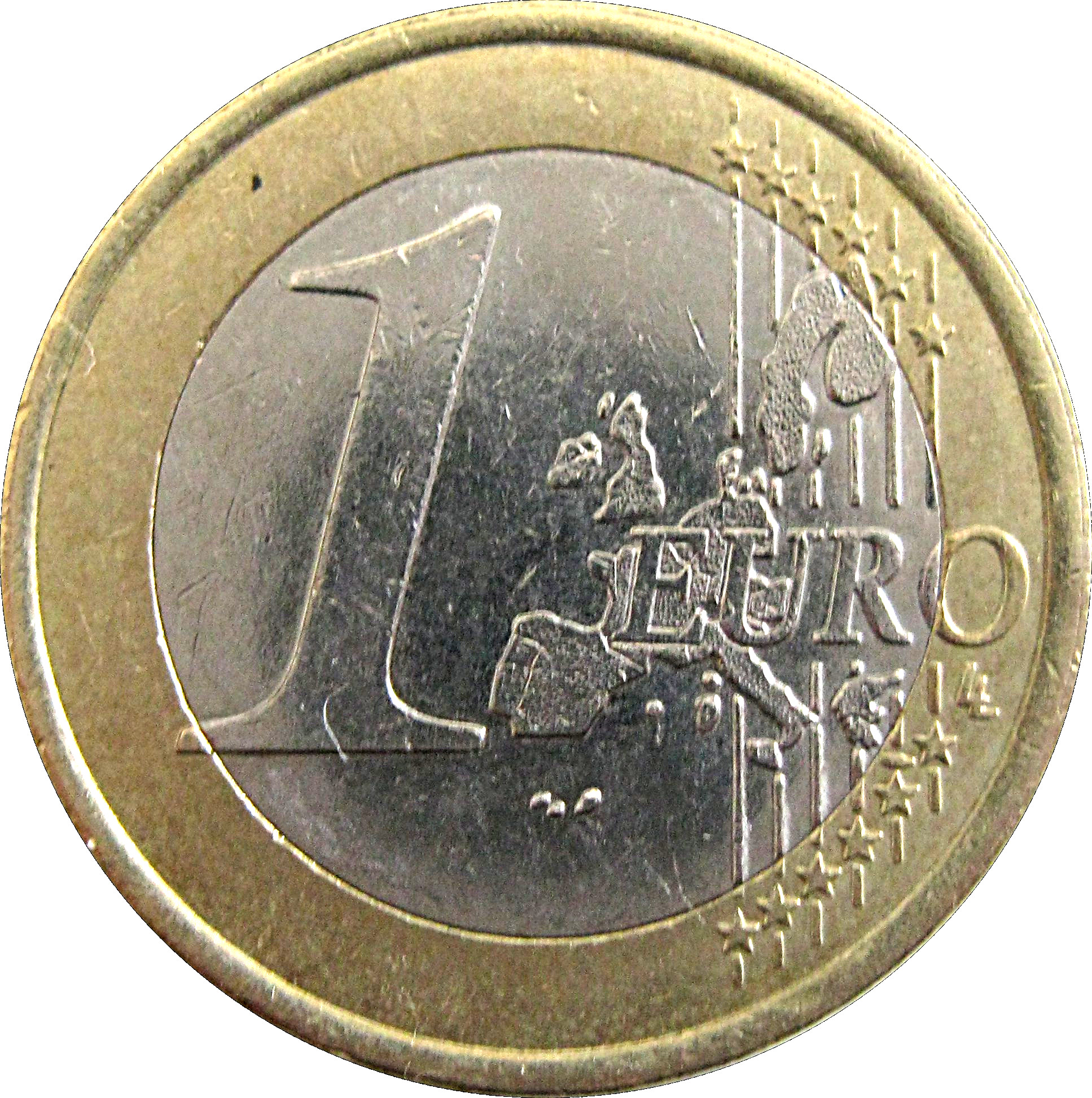 1 cent euro coin worth