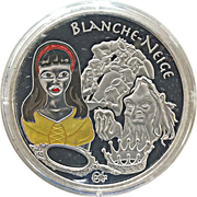 1½ Euro (Snow White) -  obverse