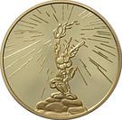 10 Euro (Asterix) – obverse