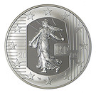 10 Euro (Court of Human Rights) – obverse