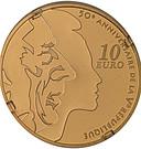 10 Euro (French Republic) – reverse
