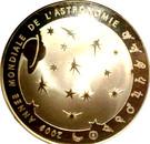 10 Euro (Astronomy) – obverse