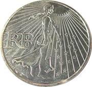 50 Euro (La Semeuse) – obverse