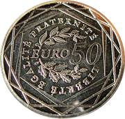 50 Euro (La Semeuse) – reverse
